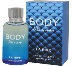 La Rive Body Like Man
